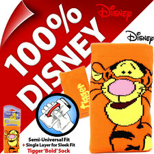 Disney Tigger Mobile Phone MP3 Sock Case Cover Pouch for iPhone 4 4S 5 5S 5C SE