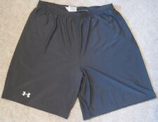 Under Armour Heatgear Mens 2XL Athletic Shorts w/ Pockets Various Colors: NWT