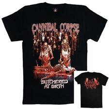 CANNIBAL CORPSE - BUTCHERED AT BIRTH - NEW T-SHIRT SIZES S,M,L,XL