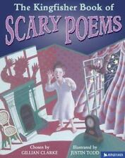 The Kingfisher Book of Scary Poems (Kingfisher Treasury of Stories)-ExLibrary