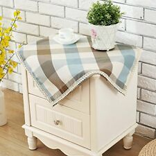 Nightstand tablecloth European bedroom modern simple bedside table cloths Use s