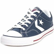 Converse Mens Star Player Ox Canvas Trainers, Blue