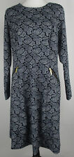 Michael Kors Plus Size Paisley-Print Fit Dress