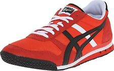Onitsuka Tiger by Asics Unisex Ultimate 81, Red/Burgundy