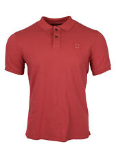 CP Company Classic Polo Shirt Red BNWT