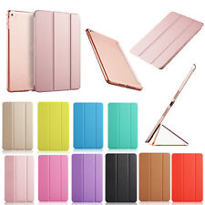 Magnetic Shockproof Smart Stand AUTO Sleep Wake Case Cover For Apple iPad 2 3 4