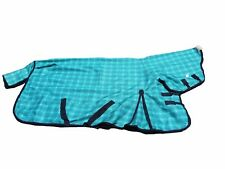 AA 1200D No Fill Waterproof Breathable Horse Rug Combo 5'3