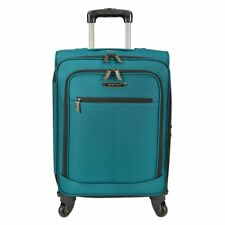 Travelers Choice 22 in. Carry-on Lightweight Expandable Spinner Luggage