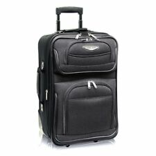 Travelers Choice Travel Select Amsterdam 21 in. Carry-on Lightweight Expandable