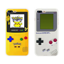 Soft Game Boy Ultra Thin Rubber Phone Cover Case For Iphone 5 5S 6 6S 7 8 PLUS X