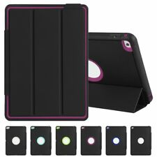 Smart Protective Leather Stand Shockproof Flip Case Cover For Apple iPad 6