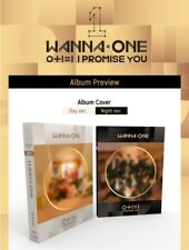 WANNA ONE - 2nd Mini 0+1=1 (I PROMISE YOU) Version Choice + Tracking no