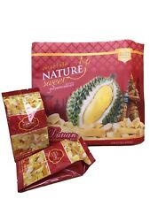 Freeze Dried DURIAN Monthong Thai King Fruit HALAL Natural Crispy Snack - 35g