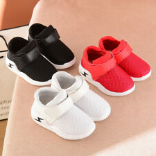 New Toddler Baby Sports Shoes Mesh Kids Boy girl Running Casual Shoes Breathable
