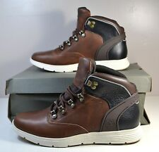 NIB MEN TIMBERLAND KILLINGTON MD BROWN LEATHER HIKING BOOTS SHOES 8-13 TB0A1ILH