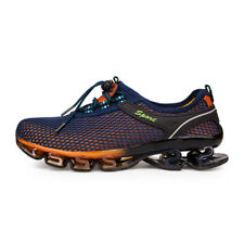 Fashion Men's Big Size Running Shoes Casual Walking Breathable Athletic Sneakers