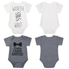 Toddler Boy Baby Jumpsuit Romper Bodysuit One Piece Outfit Summer Clothes Set