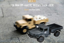 AU 1:16 2.4G Remote Control Off-Road Truck High Speed RTR RTF RC kid Toy Car 4WD