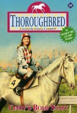 Cindy's Bold Start (Thoroughbred Series #48)-ExLibrary