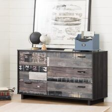 Fynn 6 Drawer Double Dresser by South Shore