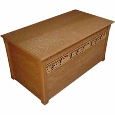 Wood Creations Wooden Borders Train Toy Box