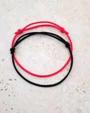 2 STRING KABBALAH LUCKY BRACELETS GOOD LUCK FORTUNE PROTECTION