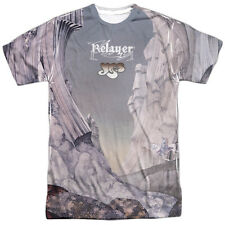 YES Progressive Rock Band RELAYER 1974 Sublimation Poly Adult T-Shirt SM-3XL