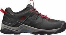 Keen Gypsum II Waterproof Mens Shoes Black/Tango