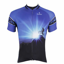 Men's Sports Cycling Jersey Clothing Bicycle Short Sleeve Tops Quick Dry I0063