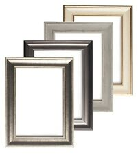Shabby Chic Picture Frames Photo Frame Poster SC Cream Fitted High Quality Glass