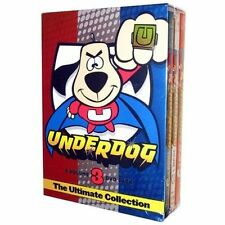 Underdog - The Ultimate Collection Vols. 1-3 DVD 2007 3-Disc Set Free Ship