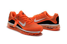NIKE AIR MAX 2017 Men's Running Trainers Shoes Sneakers Movement - Orange