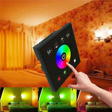 12-24V RGBW Full Color Dimmer Touch Panel Controller For RGB RGBW LED Strip GT@