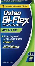 Osteo Bi Flex One Per Day Joint Health with Glucosamine Joint Shield 30 Tablets