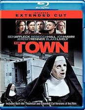 The Town (Blu-ray/DVD, 2010, Extended/Theatrical)