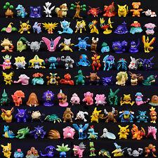 24/144pcs/Lot Pokemon Toy Set Mini Action Figures Pokémon Monster Toy Gift 2-3cm