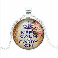 Keep calm and carry on necklace keep calm and carry on necklace keep calm and