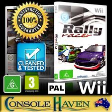 (Wii Game) Rally Racer / Maximum Racing (G) (Racing) PAL, Guaranteed, Cleaned