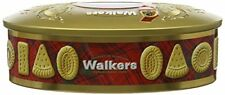 Walkers Shortbread Mini Gold Tin
