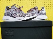 NEW Men's Adidas NMD R1 Primeknit Color Static BW1126 Multi Sz 8.0 9.5 Boost