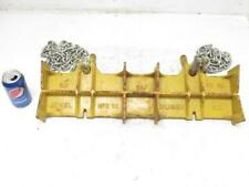 Jewel MFG Co. No. 2D Pipe Welding Chain Clamp Vise 24