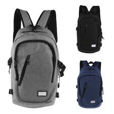 "Travel Gear 14"" Laptop Backpack Outdoor Camping Bag Business Case School Bag"