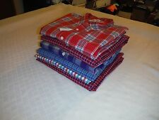 Long Sleeve Button Down Men's Shirts Old Navy size 2XL Multi color Plaid NWT