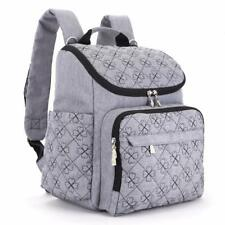 Maternity Baby Nappy Bag Outdoor Travel Backpack Diaper Organizer Nursing Tote