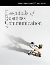 Essentials of Business Communication 9th Edition