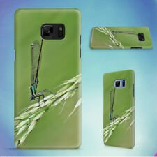DAMSELFLY GRASS INSECT MACRO HARD CASE FOR SAMSUNG GALAXY S PHONES