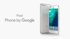 **BRAND NEW SEALED** Google Pixel 128GB Unlocked 4G BLACK SILVER USA Seller