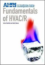 Hvac books ebay fundamentals of hvacr by carter stanfield and david skaves 2009 hardcover fandeluxe Gallery