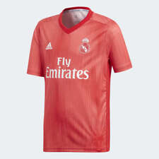 Youth adidas Real Madrid Official 2018 2019 Third Soccer Football Jersey