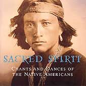 Sacred Spirit : Chants & Dances of the Native Americans CD (1995) as new!